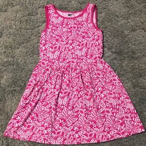 Crazy 8 Butterfly Kids Dress